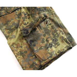 ドイツ連邦国軍放フレックターンカモショートパンツ中古 M