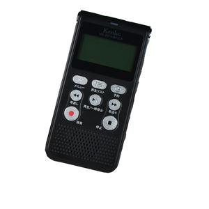 集音機能付きラジオボイスレコーダー