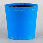 SUKI ラウンド 外径17.5cm ブルー 【2個入り】/樹脂製ポット