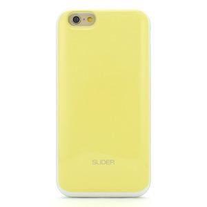 iPhone6/6s ケース カバー DESIGNSKIN SLIDER for iPhone6/6s  (Lemon Yellow)