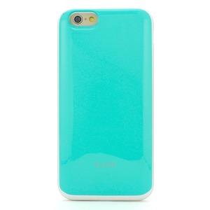 iPhone6/6s ケース カバー DESIGNSKIN SLIDER for iPhone6/6s  (Mint Blue)