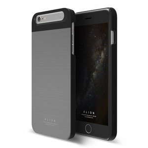 iPhone6 Plus ケース カバー DESIGNSKIN ALION for iPhone 6 Plus (TITANIUM GRAY)