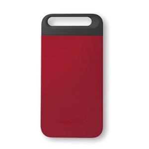 iPhone6 Plus ケース カバー DESIGNSKIN ALION for iPhone 6 Plus (IRON RED)