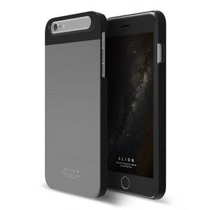iPhone6  ケース カバー DESIGNSKIN ALION for iPhone 6  (TITANIUM GRAY)