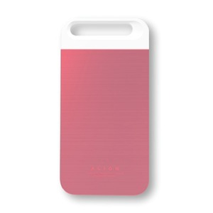 iPhone6  ケース カバー DESIGNSKIN ALION for iPhone 6  (BABY PINK)