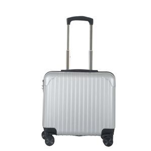Sunruck スーツケース Sサイズ 機内持ち込み TSAロック付き SR-BLT021-SV シルバー