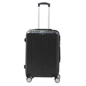 Sunruck スーツケース Mサイズ TSAロック付き 63L SR-BLT028-BK ブラック