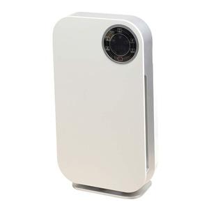 SunRuck 空気清浄機 対応畳数13畳 空気室センサー マイナスイオン搭載 ホワイト SR-AC802-WH
