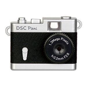 小型トイデジタルカメラ ブラック DSC-PIENI BK