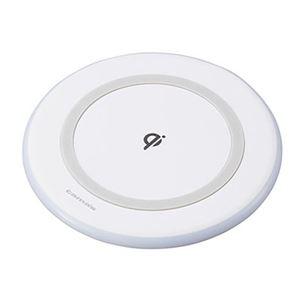 ワイヤレス 充電器 5W ホワイト TS-1430-044
