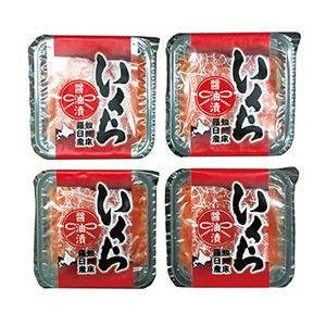 北海道 羅臼産 いくら醤油漬け 0080235