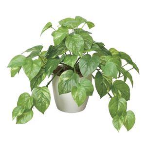 光の楽園【光触媒/人工観葉植物】36cm フレッシュポトス