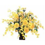 光の楽園【光触媒/人工観葉植物】55cm ゴールドエース
