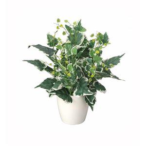 光の楽園【光触媒/人工観葉植物】ホーランドアイビー 48cm