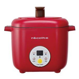 recolte(レコルト) Healthy CotoCoto(ヘルシーコトコト)/Red(レッド) RHC-1(R)