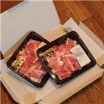 鹿児島黒豚「さつま」切り落とし 1kg