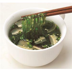 茎わかめスープ 80食