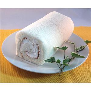 白いロールケーキ 2本