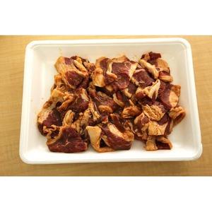 アメリカ産 焼肉用タレ漬け 牛カルビ 【辛味噌味 1kg】 精肉 牛肉 簡単調理 〔ホームパーティー 家呑み バーベキュー〕