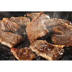 焼肉セット/焼き肉用肉詰め合わせ 【1kg】 味付牛カルビ・三元豚バラ・あらびきウインナー