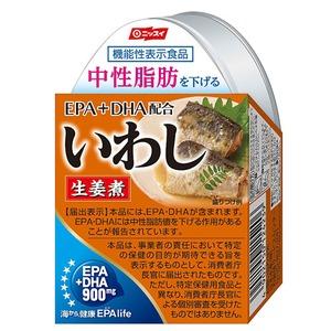 EPA・DHA配合 いわし生姜煮24缶
