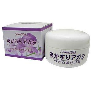 あかすりアガシ/ピーリング剤 【58g】 無香料・無合成着色料 日本製 『トミーリッチ』