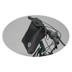 26インチキャリーバッグ(自転車用取り付けバッグ) 【OptionParts】 ブラック(黒) 〔自転車パーツ/アクセサリー〕