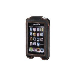 iPod/iPhoneケース 【IBERA】 IB-PB3 ブラック(黒) 〔自転車パーツ/アクセサリー〕