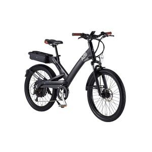 電動アシスト自転車 24インチ/ブラック(黒) 8段変速 アルミフレーム 【A2B】 エーツービー Hybrid/24