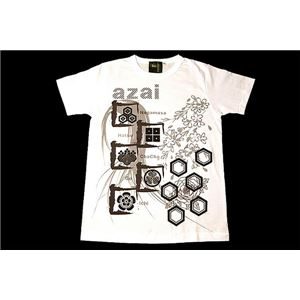 浅井家Tシャツ LW 白 Mサイズ