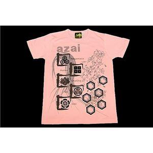 浅井家Tシャツ LW ピンク Sサイズ