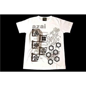 浅井家Tシャツ LW 白 XSサイズ