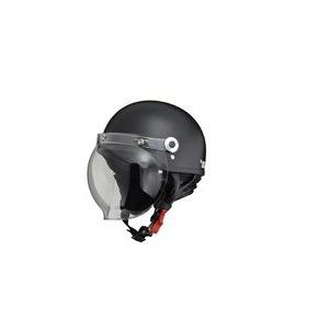 CR-760 ハーフヘルメット ハーフマットブラック