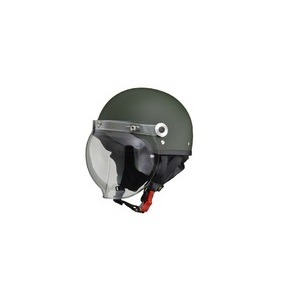 CR-760 ハーフヘルメット モスグリーン