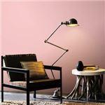 【WAGIC】(6m巻)リメイクシート シール式壁紙 プレミアムウォールデコシートC-WA205 北欧カラー無地(石目調) ピンク