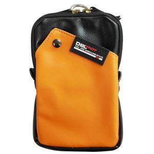 (業務用2個セット) DBLTACT マルチ収納ケース(プロ向け/頑丈) ワイド DT-MSKW-OR オレンジ