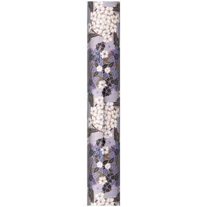 シックな花柄デザインが際立つクッション機能付きステッキ テイコブ伸縮クッションステッキ コバナグリーン