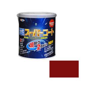 アサヒペン AP 水性スーパーコート 1.6L 赤さび