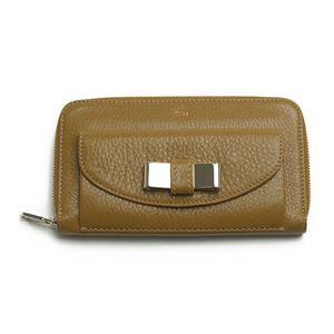 Chloe(クロエ) 3P0501 015 15N ラウンドファスナー長財布
