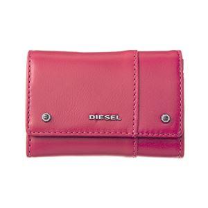 DIESEL (ディーゼル ) X03500 PR030 T4054 二つ折り財布 Virtual Pink