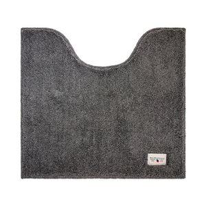 オカトー トイレマット カラーモード プレミアム 55×60cm グレー ( トイレタリー )