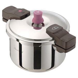 ワンダーシェフ あなたとわたしの圧力魔法鍋5.5L (圧力鍋)