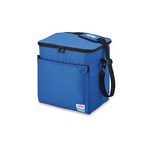 【THERMOS サーモス】 クーラーバッグ/保冷バッグ 【20L ブルー】 メッシュポケット付き 5層断熱構造 ソフトクーラー