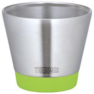 【THERMOS サーモス】 真空断熱カップ/タンブラー 【アボカド 300ml】 保温・保冷力抜群
