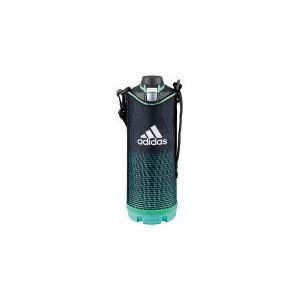 タイガー魔法瓶 ステンレスボトル(サハラクール) アディダス グリーン 1.2L MME-D12X (水筒)
