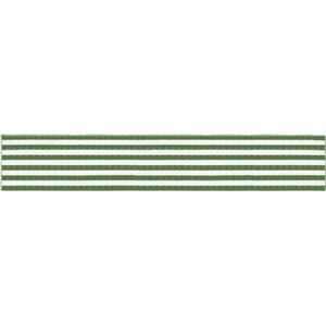 オカトー インテリアマット グリーン 45×252cm (キッチンマット)