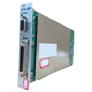 共和電業 CTA-40A/熱電対カード 【中古品 保証期間付き】 歪測定器
