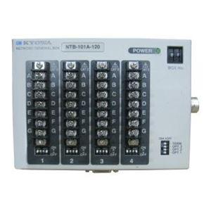 共和電業 NTB-101A-120/ネットワークターミナルBOX 【中古品 保証期間付き】 歪測定器