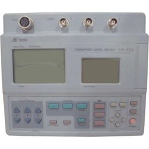 リオン VM-53A/振動レベル計(検定済証付き) 【中古品 保証期間付き】 騒音・振動測定器