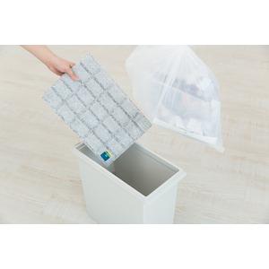 ゴミ箱用強力消臭&除湿シート